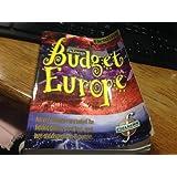 Fielding's Budget Europe 1997 (Fielding's Travel Guides.)