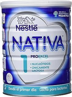 Nestlé NATIVA 1 - Leche para lactantes en polvo - Fórmula Para bebés - Desde el