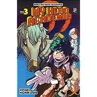 My Hero Academia (Boku no Hero) - Volume 3