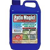 Scotts Miracle-Gro Patio Magic Concentré liquide vert Moule et d'algues filamenteuses Bouteille, 2,5l