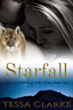 Starfall: BBW Paranormal Shapeshifter Romance (The Cat Shifters of White Peaks Book 2)