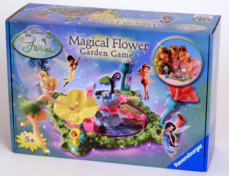 Exceptionnel Ravensburger Disney Fairies Magical Flower Garden Game: Amazon.co.uk: Toys  U0026 Games
