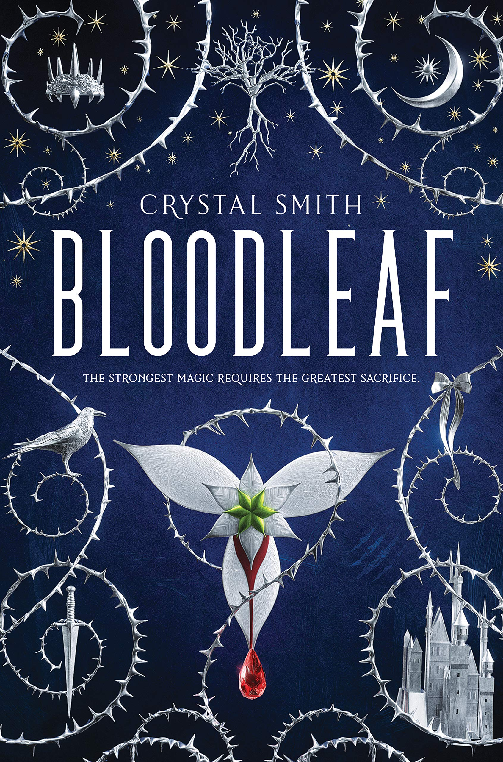 Image result for Bloodleaf book