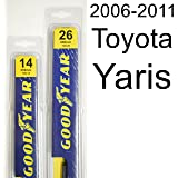 Toyota Yaris (2006-2011) Wiper Blade Kit - Set Includes 26