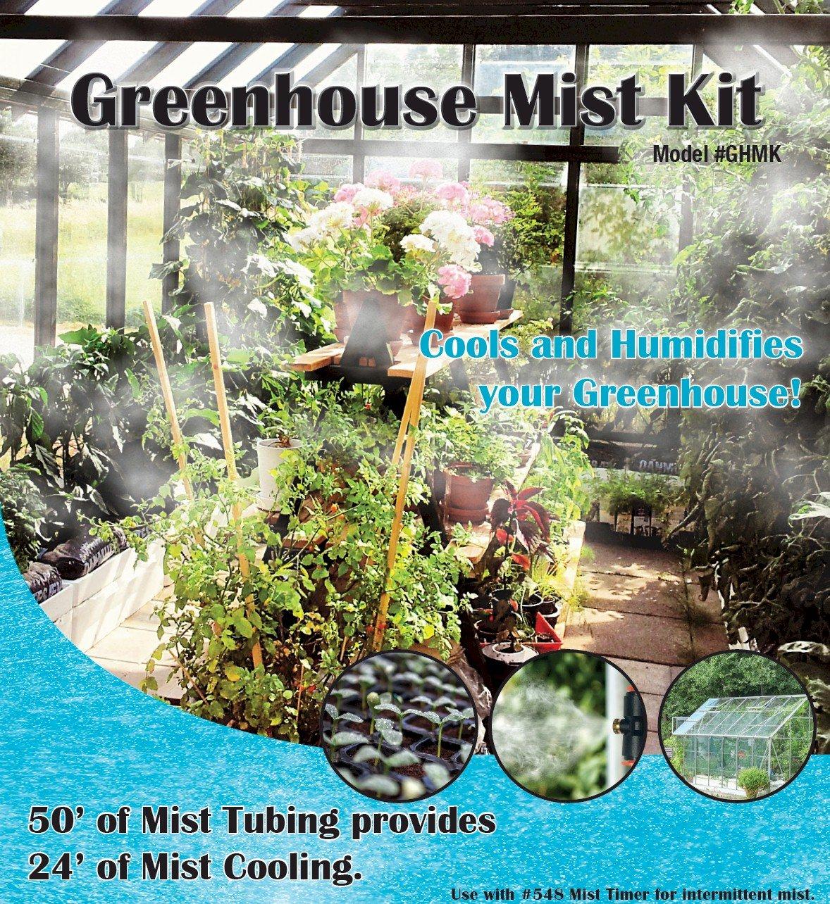 Greenhouse Mist KitGreenhouse Mist Kit
