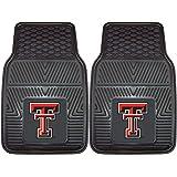 FANMATS NCAA Texas Tech University Red Raiders Vinyl Heavy Duty Car Mat