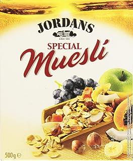 Jordans Special Muesli Cereales Integrales - 500 gr