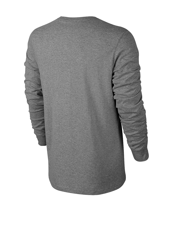 57e5d5f3 Nike Men's Futura Icon Long Sleeve Tee at Amazon Men's Clothing store:
