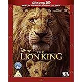 The Lion King [Blu-ray 3D] [2019] [Region Free]