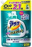 【大容量】アタック 洗濯洗剤 液体 高浸透バイオジェル 詰め替え 1.6kg