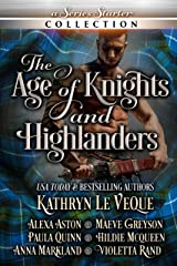 The Age of Knights and Highlanders: A Series Starter Collection Kindle Edition