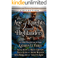 The Age of Knights and Highlanders: A Series Starter Collection