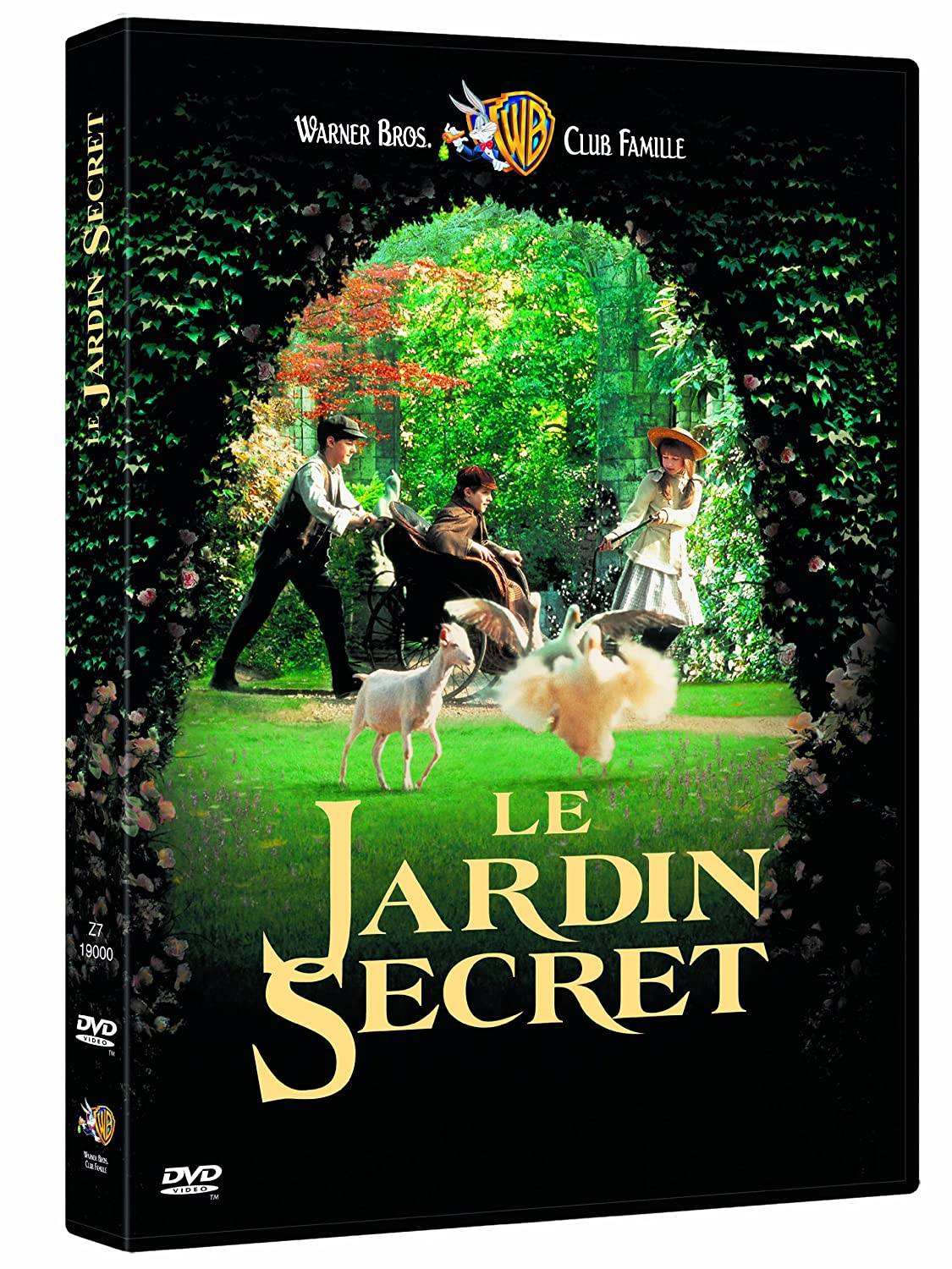 Le Jardin secret [Francia] [DVD]: Amazon.es: Maggie Smith, Kate Maberly, Heydon Prowse, Andrew Knott, Laura Crossley, Agnieszka Holland, Maggie Smith, Kate Maberly: Cine y Series TV