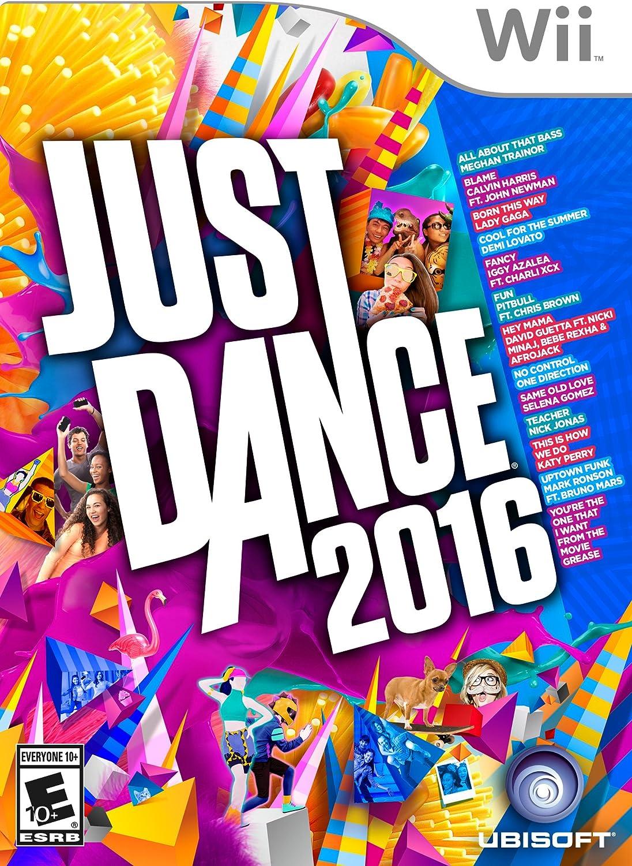 Amazon com: Just Dance 2016 - Wii: Nintendo Wii: Ubisoft