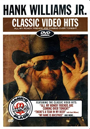 Amazon Com Hank Williams Jr Classic Video Hits Hank Williams Jr