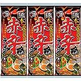 五木食品 熊本赤辛ラーメン 114g×3袋