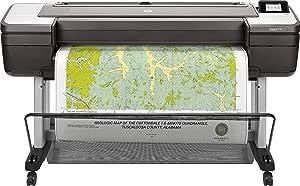 HP Designjet T1700 44-in PostScript Colour Thermal inkjet 2400 x ...
