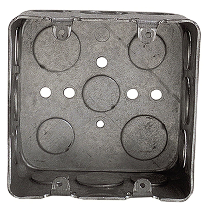Thomas Betts 2G4D 1 2 3 4 ECCQ46SDS2.5 4X4X2 1 8 Squareuare Box