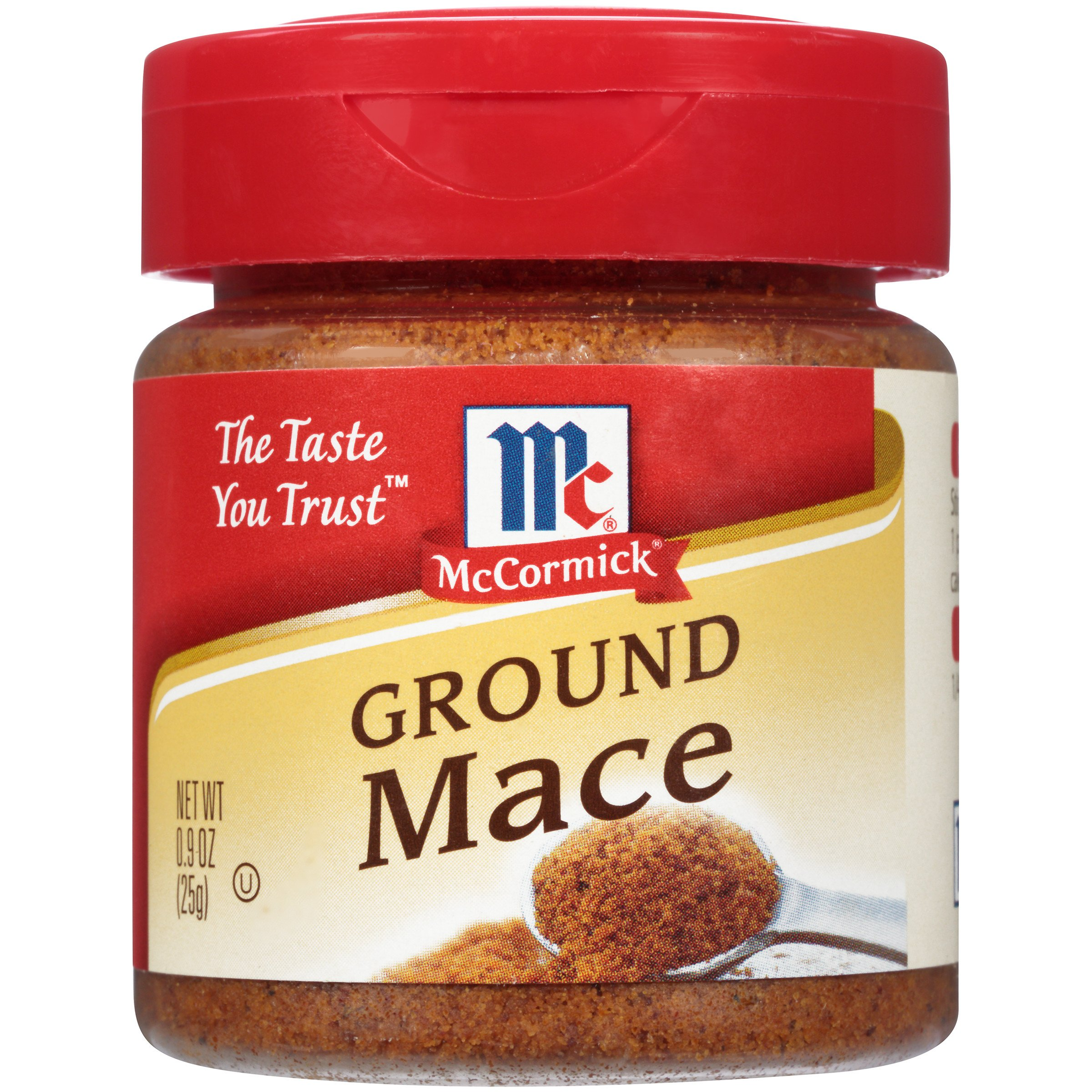 McCormick Ground Mace, 0.9 oz