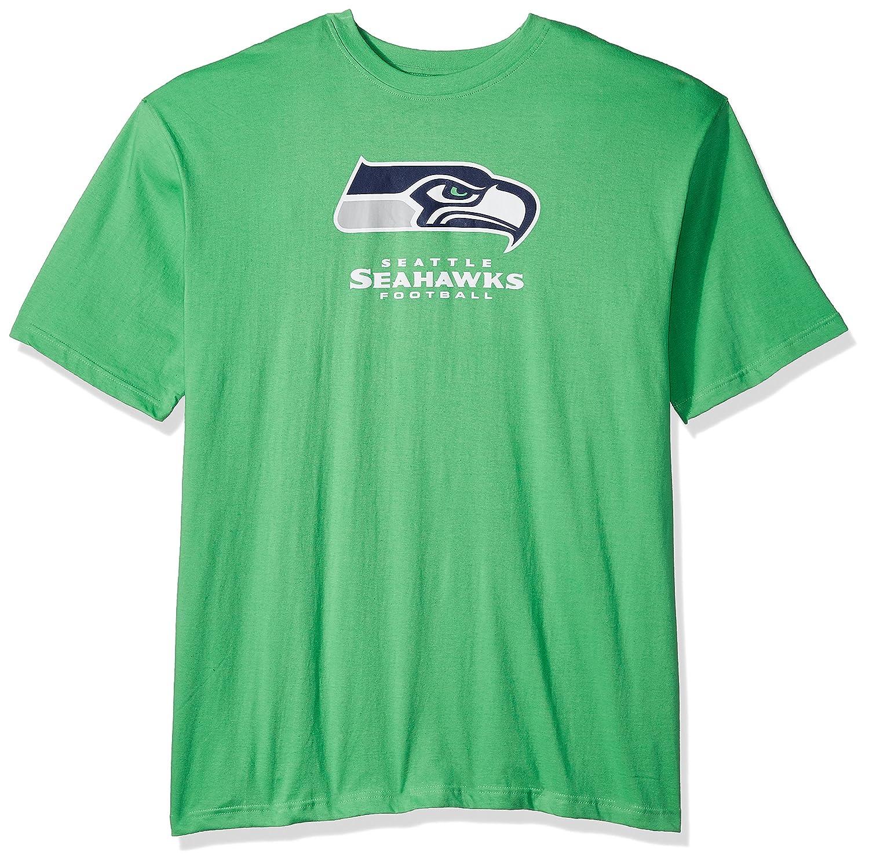 NFL Mens Seahawks S//S Team Color TEE