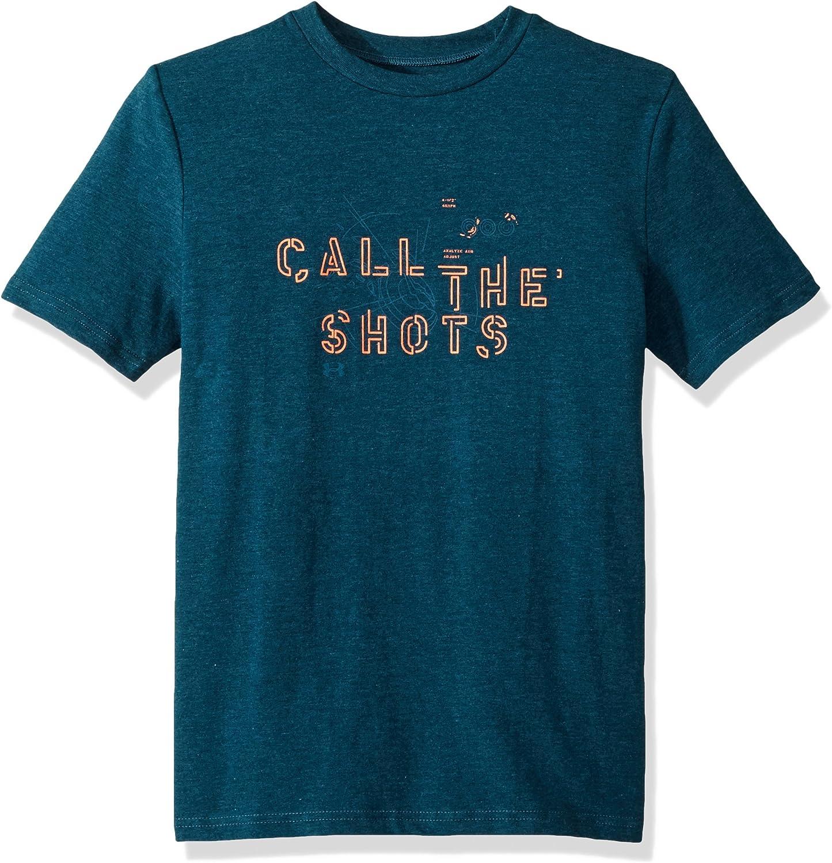 Under Armour Boys Call The Shots Tee