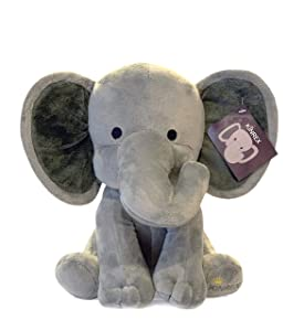 KINREX Stuffed Elephant Animal Plush - Toys for Baby