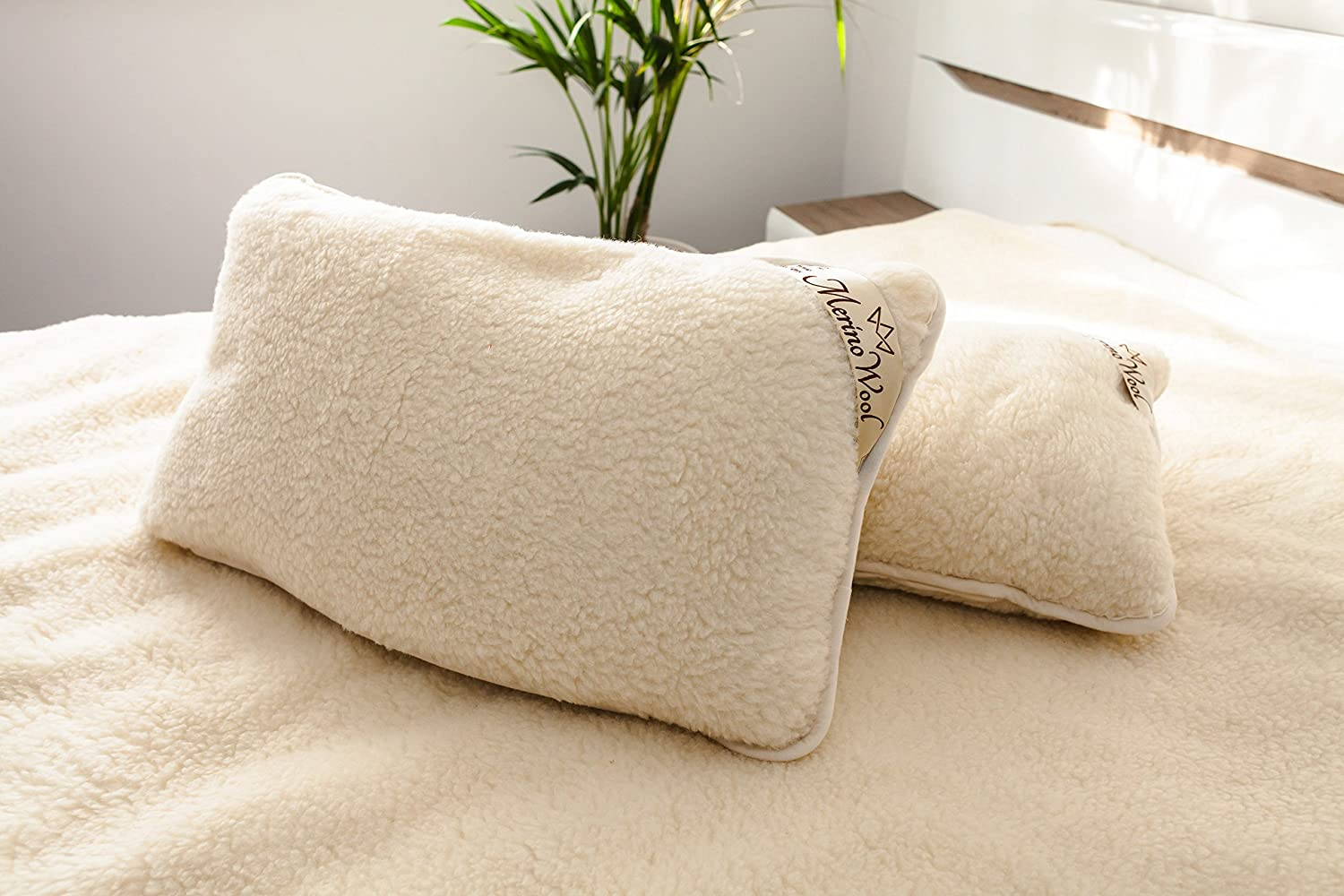 Merino Wool Pillow Cases Pillow Cover