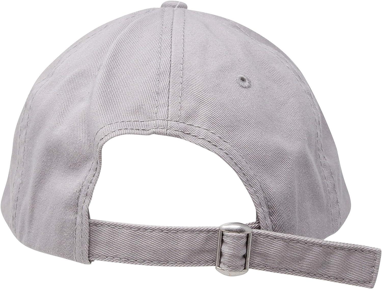 Miller Lite Beer Can Adjustable Strapback Hat Grey