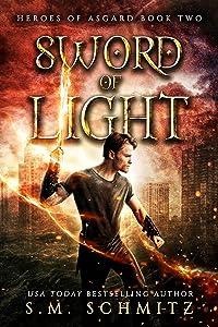 Sword of Light (Heroes of Asgard Book 2)