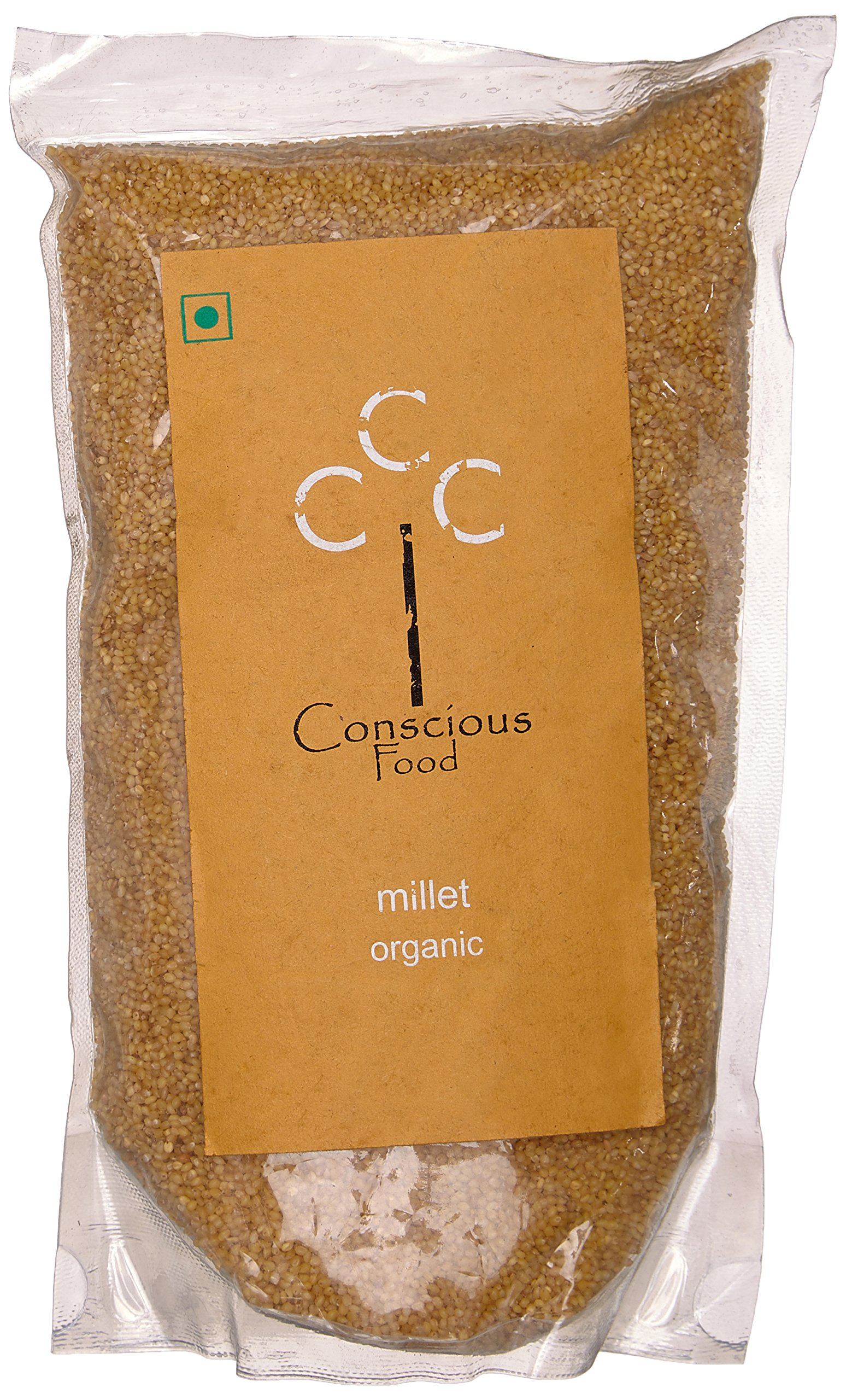 Conscious Food Organic Millet-500g by CONSCIOUS FOOD