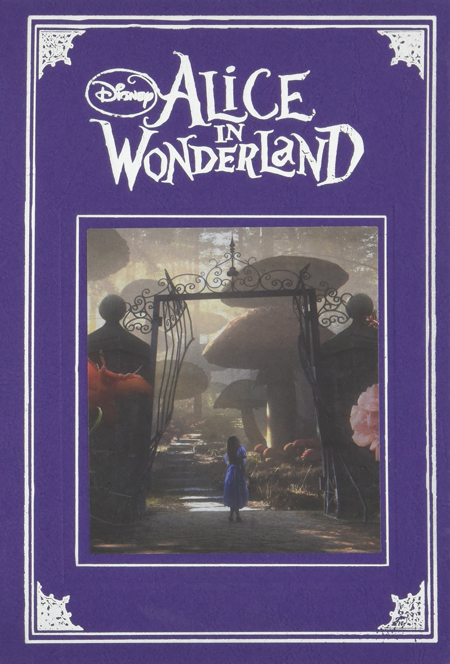 Alice in Wonderland (Based on the motion picture directed by Tim Burton (Reissue)) ebook