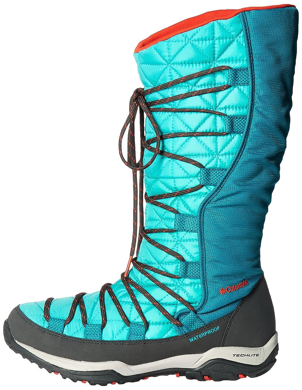 Columbia Women's B0183NZUFU Loveland Omni-Heat Snow Boot B0183NZUFU Women's 6 B(M) US|Reef/Spicy 11c2d3