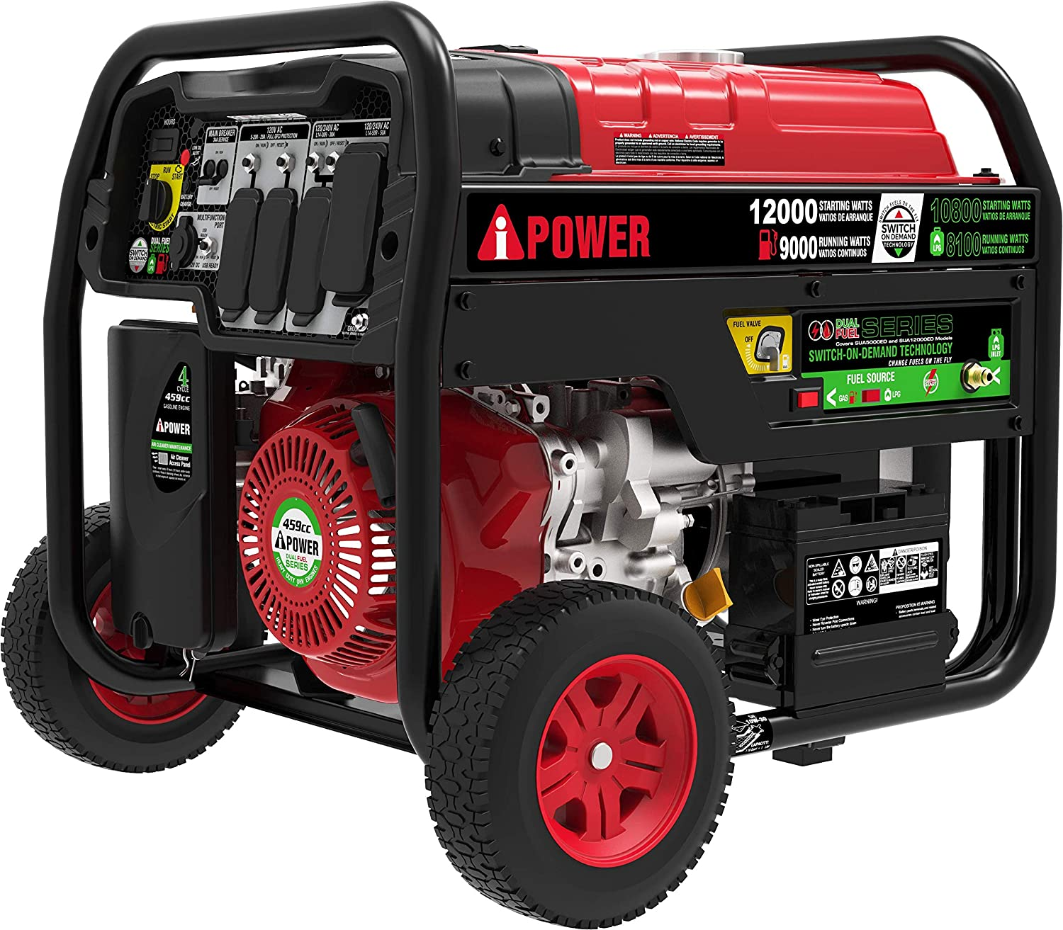 A-ipower Generator Reviews In 2021 - Top 3 Picks! 1