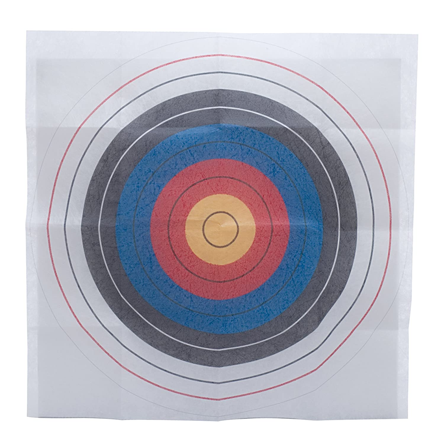 amazon com hawkeye archery flat square target face 36 inch