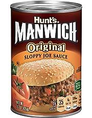 Manwich Original Sloppy Joe Sauce, 15 Oz.