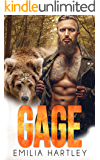 Gage (The Outcast Bears Book 2)