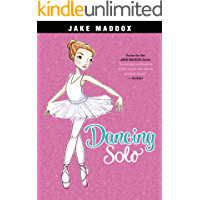 Dancing Solo (Jake Maddox Girl Sports Stories)