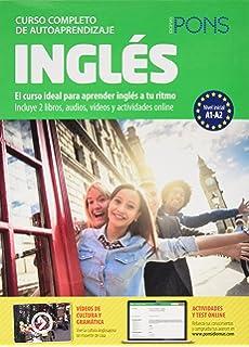 Curso Pons Inglés.2 libros+4CD+DVD (Cursos Pons Autoaprendizaje)
