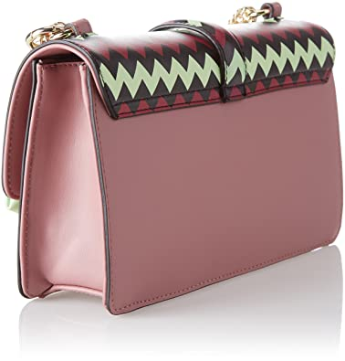Trussardi Jeans - Holly Smooth, Carteras de mano Mujer, Rosa (Old Pink)