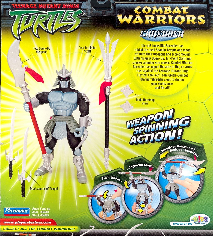 Teenage Mutant Ninja Turtles Combat Warrior: Shredder