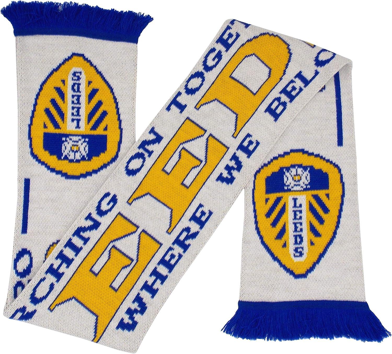 Retour o/ù nous appartenons! Arena Scarves Leeds Champions Scarf 2019//2020