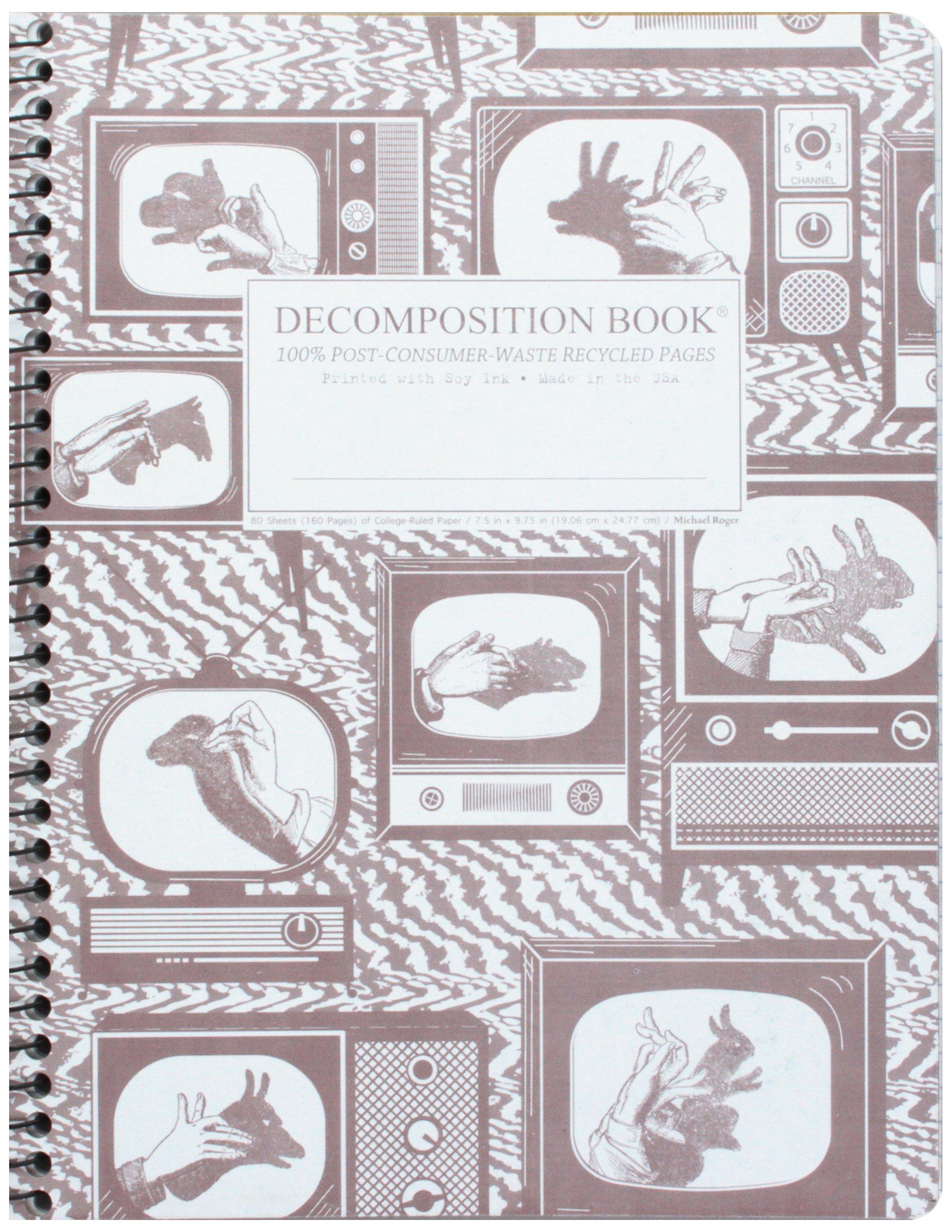 Shadow Puppets Coilbound Decomposition Book ePub fb2 ebook