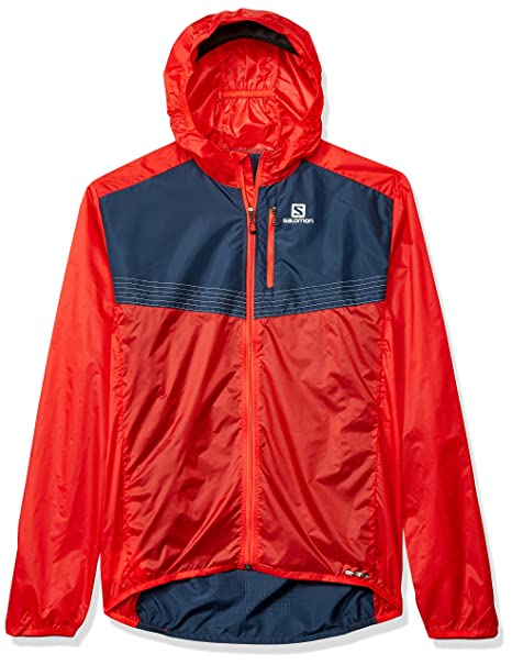 Amazon.com: SALOMON Mens Fast Wing Aero Jacket: Clothing