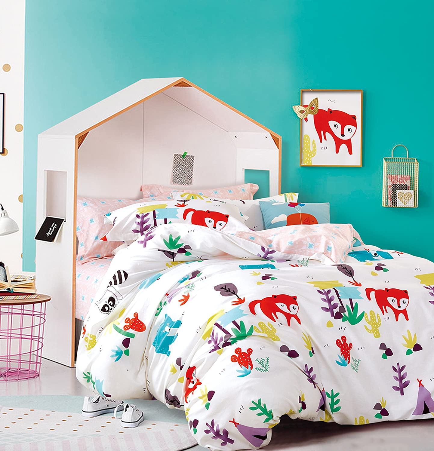 Animal Print Bedding for Kids – Ease Bedding with Style