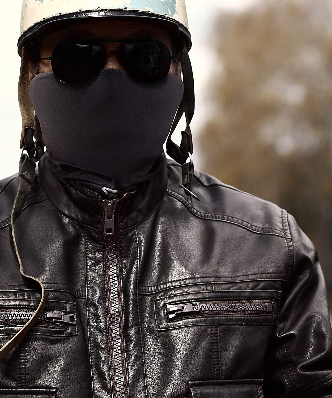 Venom Halstuch Schlauchtuch Gesichtsmaske Halswärmer Motorrad Outdoor Fahrrad
