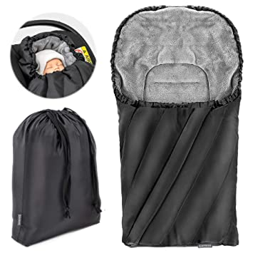 af32ebe560 Zamboo Universal Car Seat Footmuff Deluxe to fit Maxi-Cosi