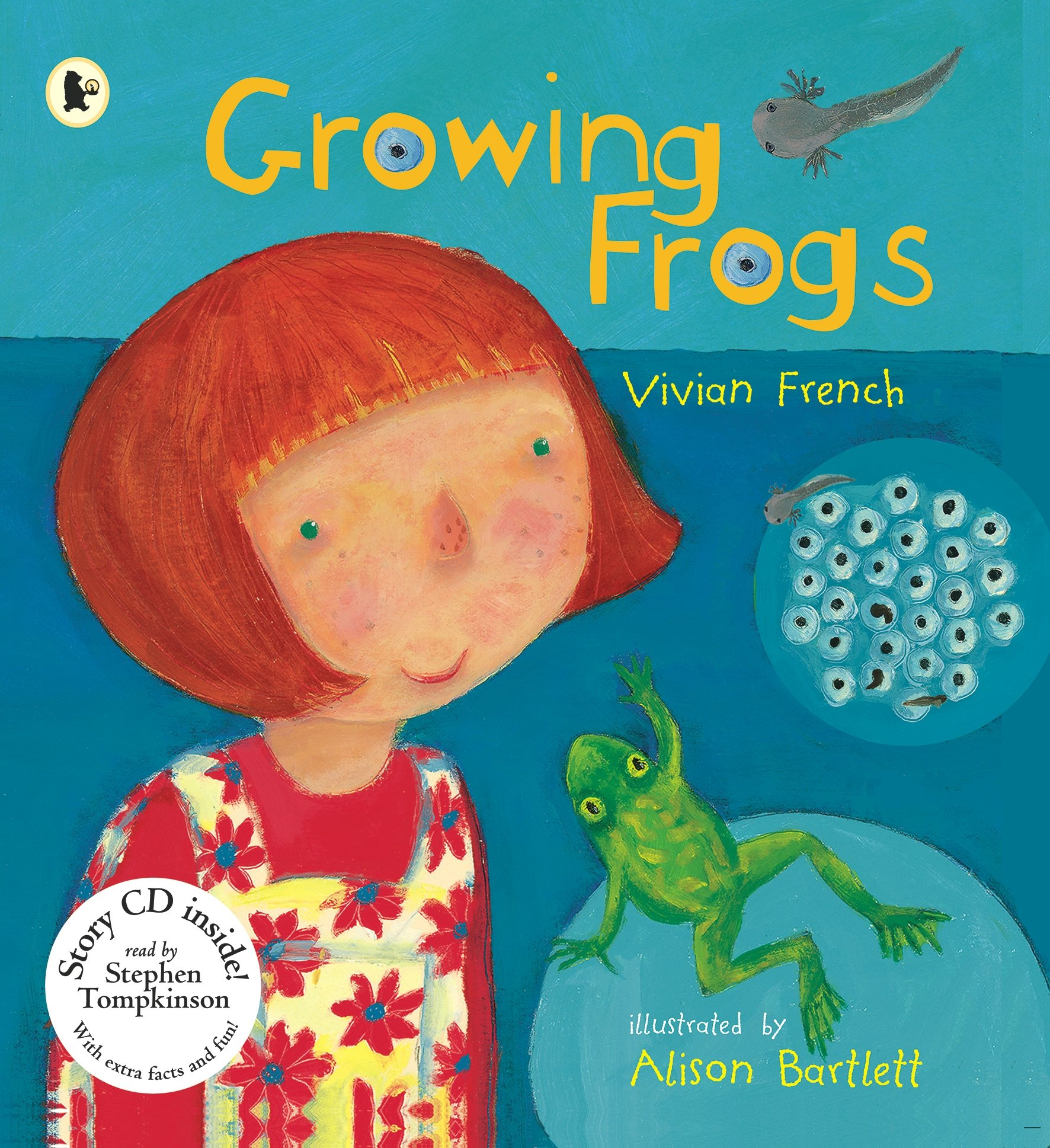 Growing Frogs (Nature Storybooks): Amazon.co.uk: French, Vivian, Bartlett,  Alison: Books