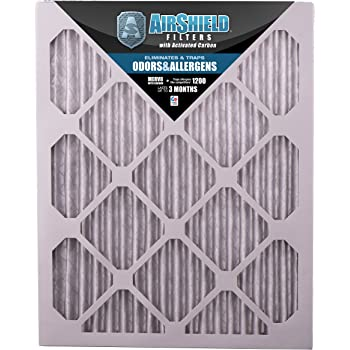 Lysol Triple Protection Air Conditioner Furnace Air Filter