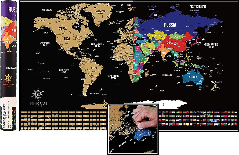 scratch map stockholm