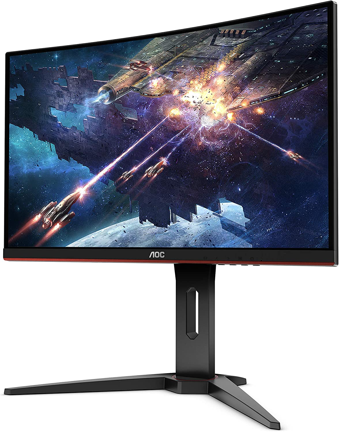 """AOC C24G1 24"""" Curved Gaming Monitor"""